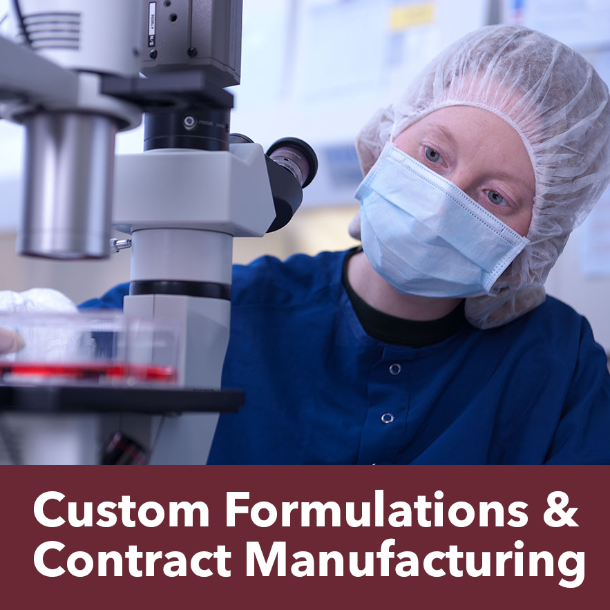 Custom formulations contract manufacturing-1